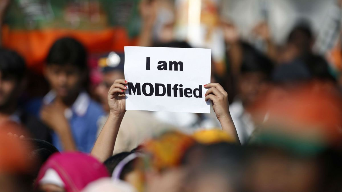 India crosses the moral line of no return if Narendra Modi becomes prime minister